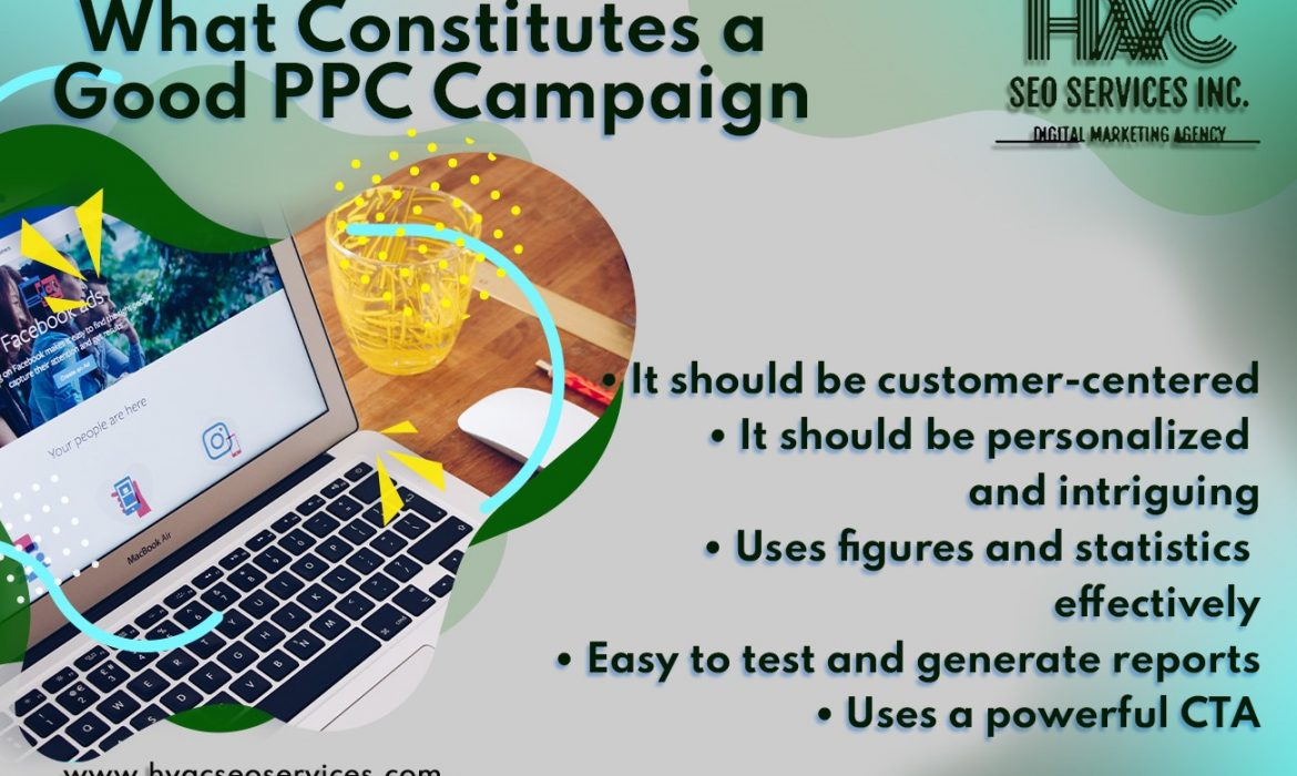 What Constitutes a Good PPC Campaign?